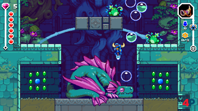 Screenshot - Shovel Knight Dig (PC) 92595115