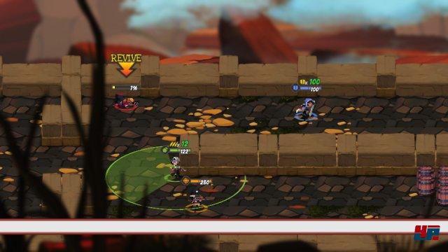 Screenshot - Full Metal Furies (PC) 92558501