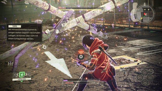 Screenshot - Scarlet Nexus (PlayStation5) 92645758