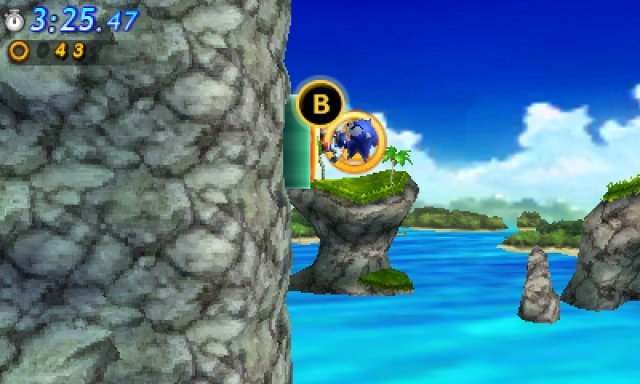 Screenshot - Sonic Generations (3DS) 2286452