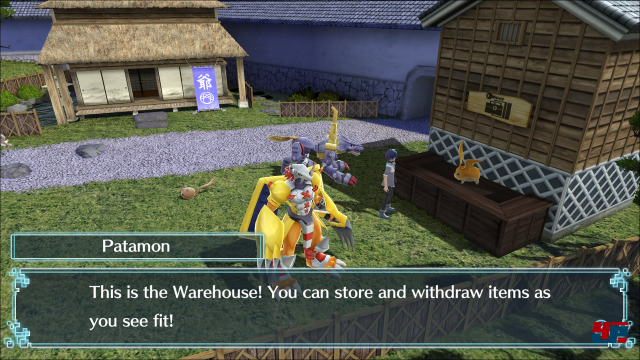 Screenshot - Digimon World: Next Order (PS4) 92538002