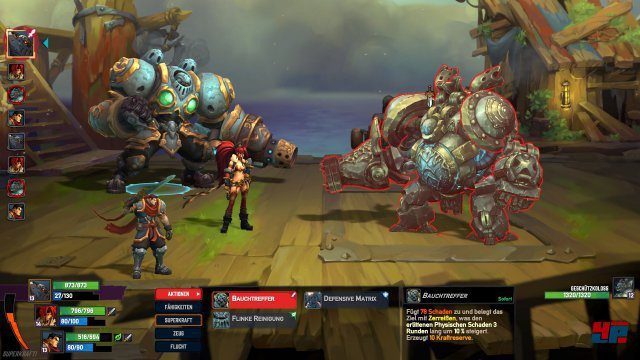 Screenshot - Battle Chasers: Nightwar (PC) 92553695