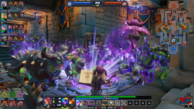 Screenshot - Orcs Must Die! Unchained (PlayStation4) 92496174