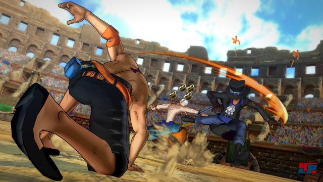 Screenshot - One Piece: Burning Blood (PlayStation4) 92515173