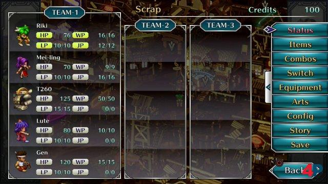 Screenshot - SaGa Frontier Remastered (PS4) 92639384