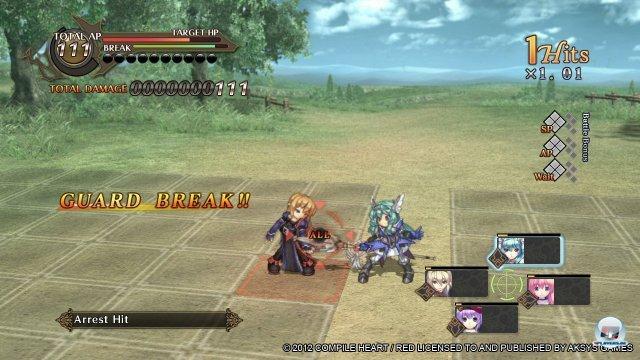 Screenshot - Agarest: Generations of War 2 (PlayStation3) 92403282