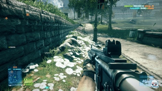 Screenshot - Battlefield 3 (PC) 2269922