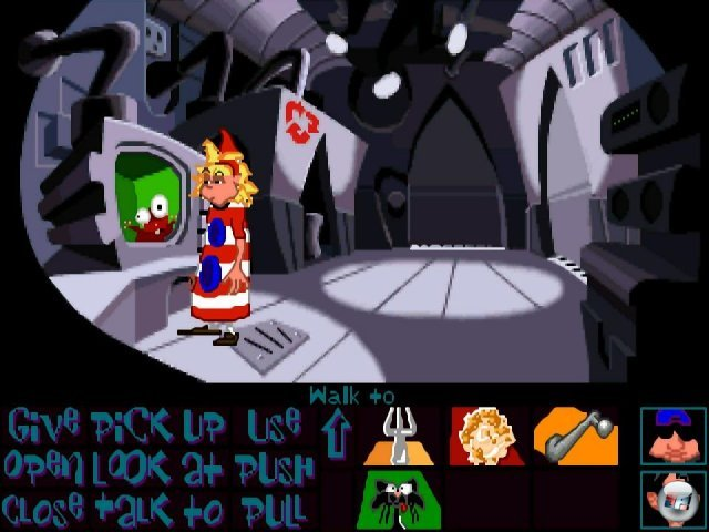 Screenshot - Day of the Tentacle (PC) 2322277