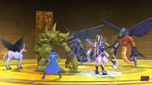Screenshot - Digimon Story: Cyber Sleuth - Hacker's Memory (PS4) 92542688