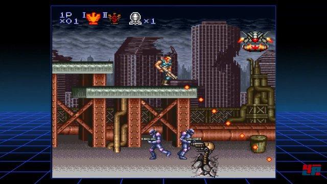 Screenshot - Contra 3: The Alien Wars (SuperNES) 92553183