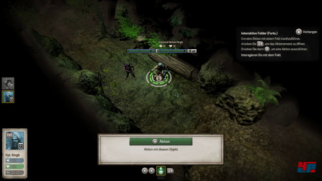 Screenshot - Achtung! Cthulhu Tactics (Switch)