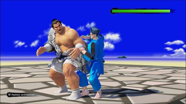 Screenshot - Virtua Fighter 5 Ultimate Showdown (PS4) 92643172