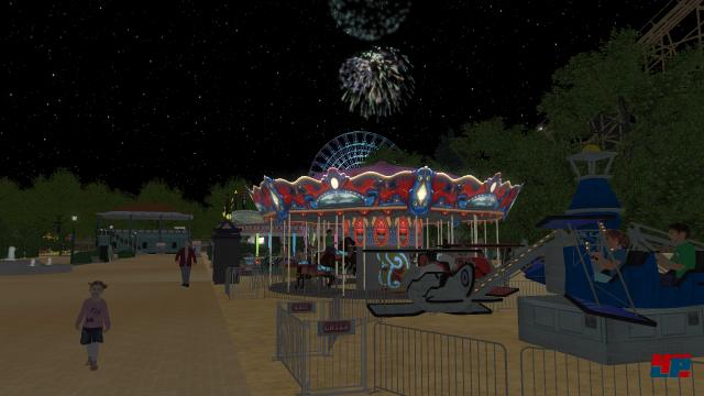 Screenshot - Rollercoaster Dreams (PS4)