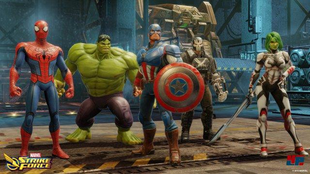 Screenshot - Marvel Strike Force (Android) 92562448