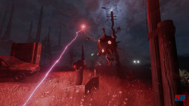 Screenshot - The Light Keeps Us Safe (PC)