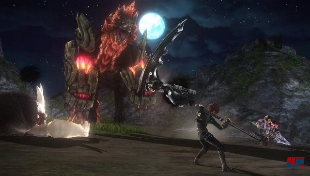Screenshot - God Eater 2: Rage Burst (PlayStation4) 92493172