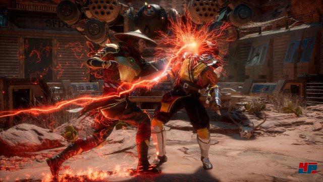 Screenshot - Mortal Kombat 11 (PS4)
