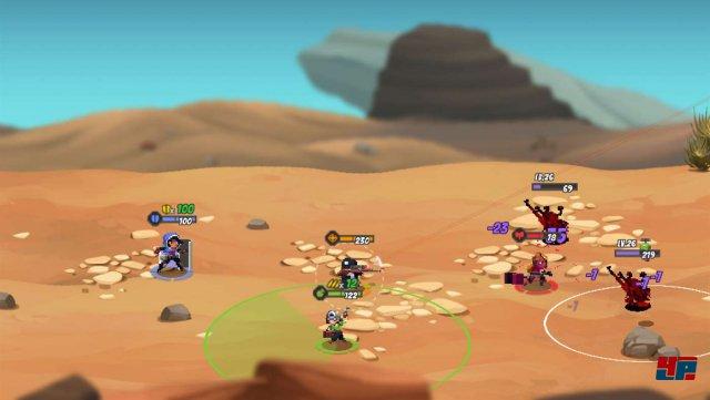 Screenshot - Full Metal Furies (PC)