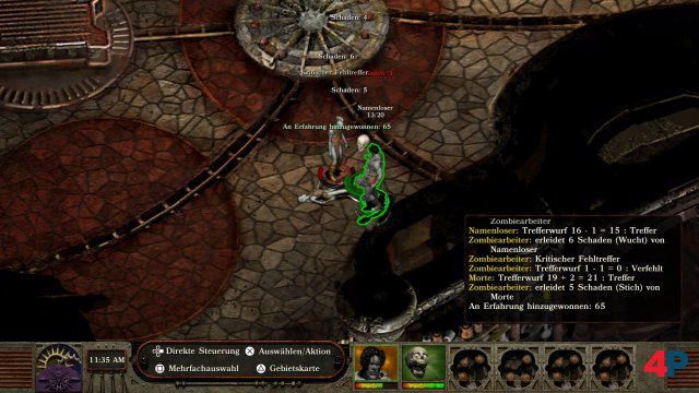 Screenshot - Planescape Torment and Icewind Dale Enhanced Edition (PS4) 92598154