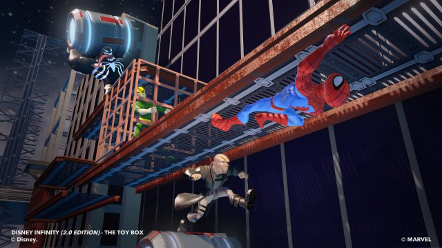 Screenshot - Disney Infinity 2.0: Marvel Super Heroes (360) 92484590