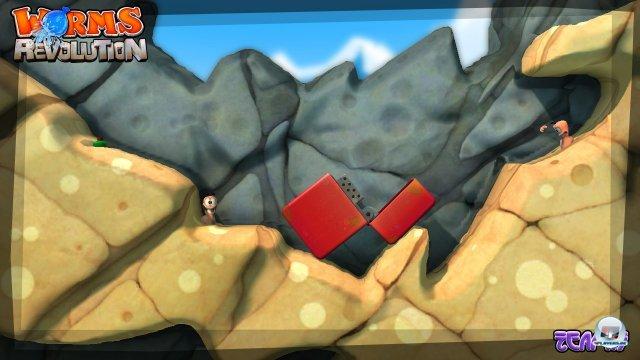 Screenshot - Worms Revolution (360) 92411812