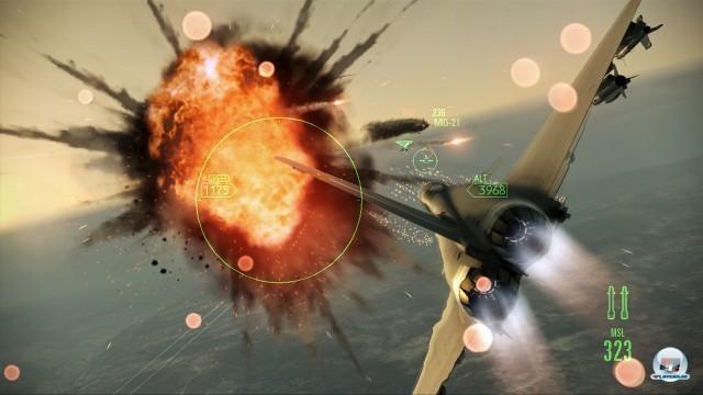 Screenshot - Ace Combat: Assault Horizon (360) 2248932
