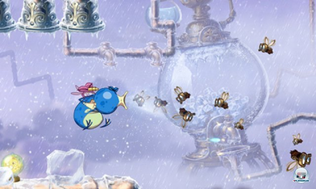 Screenshot - Rayman Origins (3DS) 2367152
