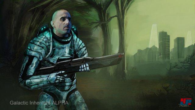 Screenshot - Galactic Inheritors (PC)