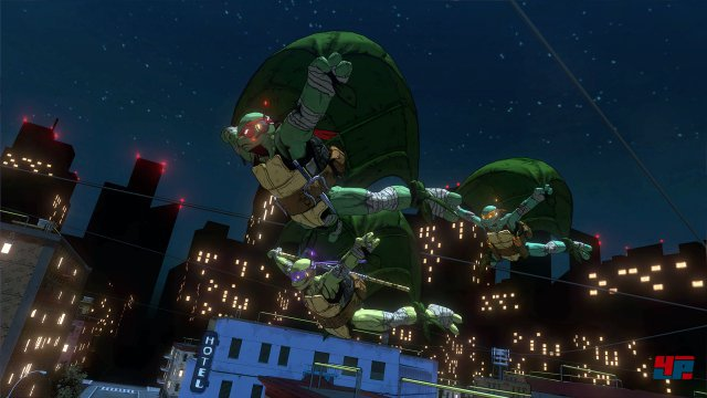 Screenshot - Teenage Mutant Ninja Turtles: Mutanten in Manhattan (PlayStation4) 92526392