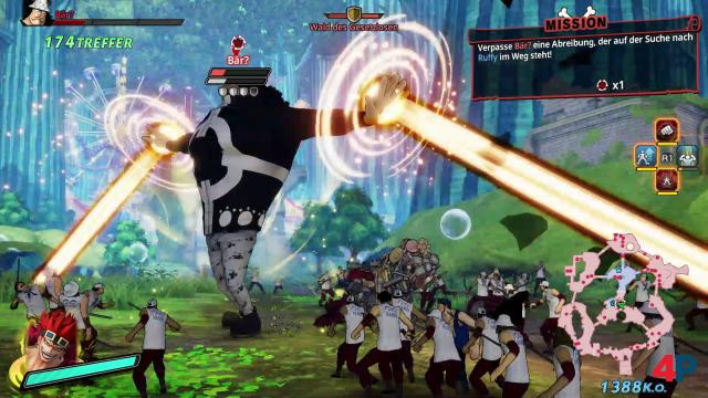 Screenshot - One Piece: Pirate Warriors 4 (PS4) 92610758
