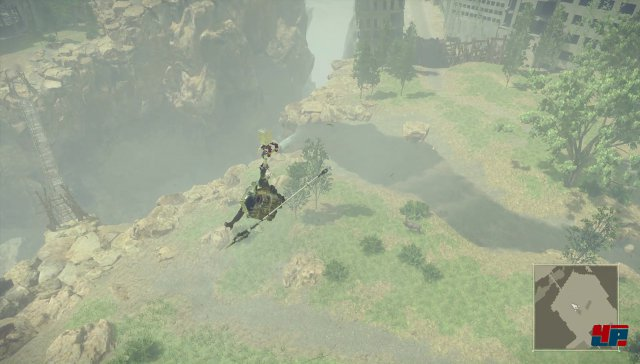 Screenshot - NieR: Automata (PS4) 92540391