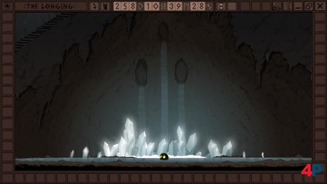 Screenshot - The Longing (Linux)