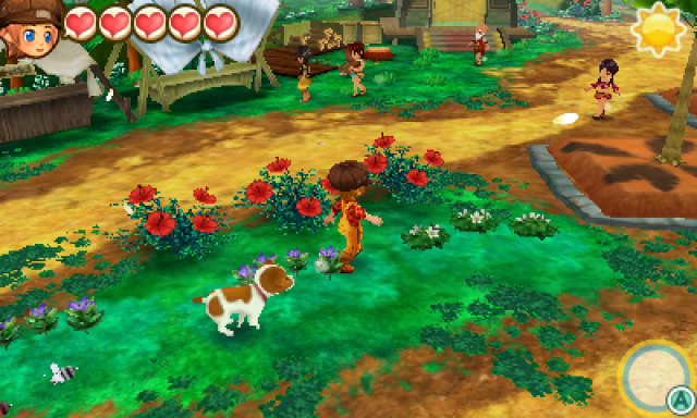 Screenshot - Story of Seasons: Trio of Towns (3DS) 92554187