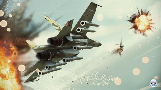 Screenshot - Ace Combat: Assault Horizon (360) 2222147