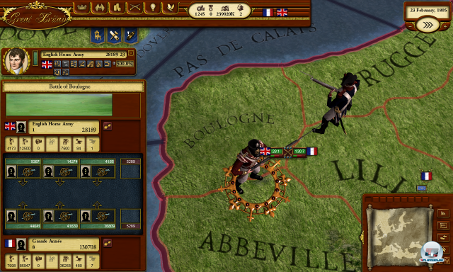Screenshot - Napoleon's Campaigns 2 (PC)