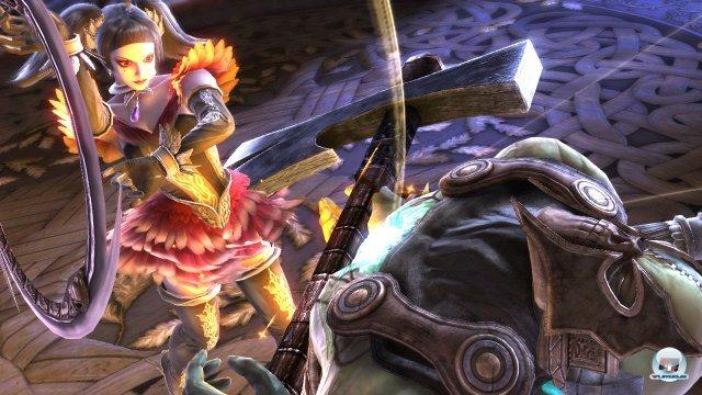 Screenshot - Soul Calibur V (360) 2293587