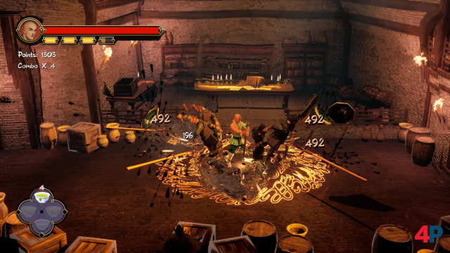 Screenshot - 9 Monkeys of Shaolin (PC, PS4, Switch, One) 92621249