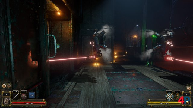 Screenshot - Vaporum: Lockdown (PC) 92622913