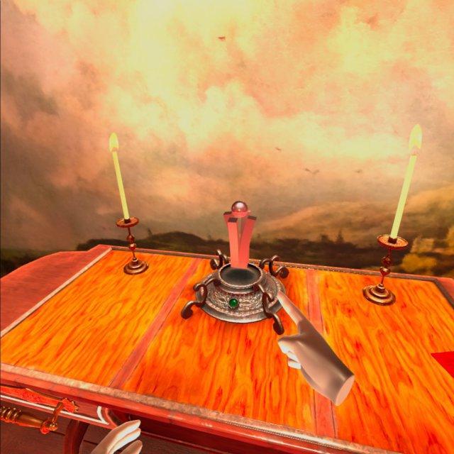 Screenshot - Myst (Remake) (OculusQuest, PC, VirtualReality) 92632244