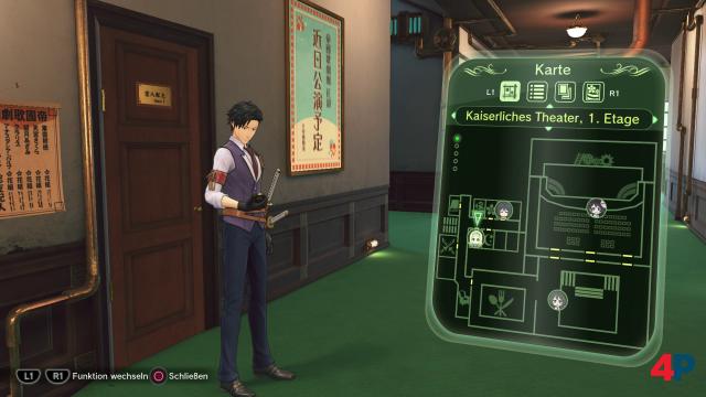 Screenshot - Sakura Wars (PS4) 92612271