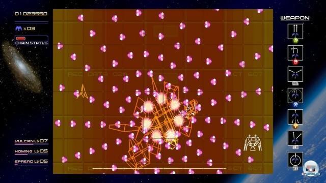 Screenshot - Radiant Silvergun (360) 2234613
