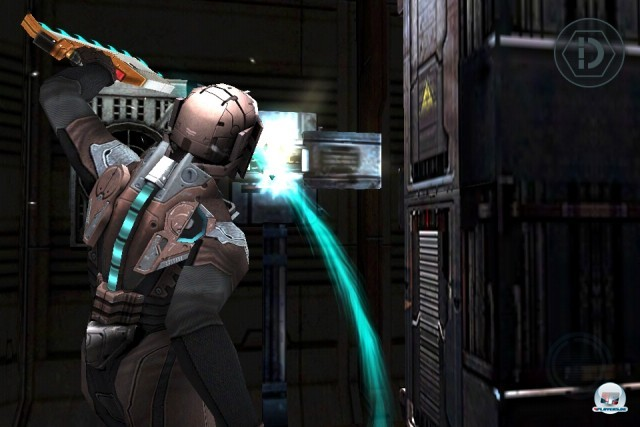 Screenshot - Dead Space (iPhone)