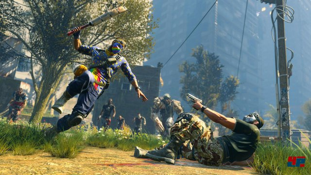 Screenshot - Dying Light: Bad Blood (PC)