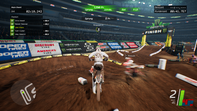 Screenshot - Monster Energy Supercross - The Official Videogame (PC) 92559957