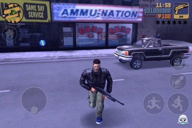 Screenshot - Grand Theft Auto III (iPhone) 2299322