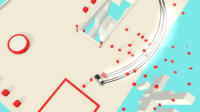 Screenshot - Absolute Drift (Switch)