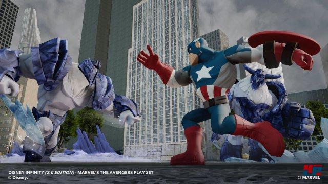 Screenshot - Disney Infinity 2.0: Marvel Super Heroes (PlayStation4) 92490765
