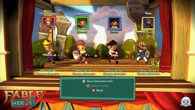 Screenshot - Fable Heroes (360) 2327502