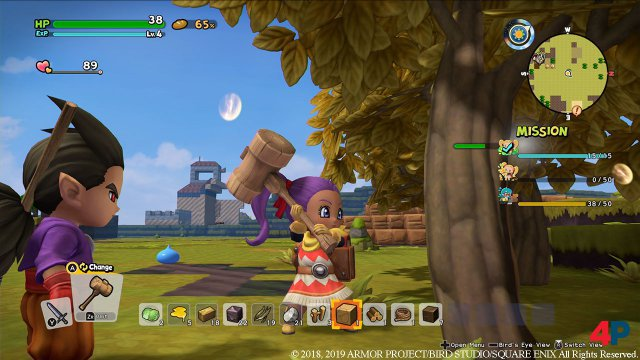 Screenshot - Dragon Quest Builders 2 (Switch) 92592275