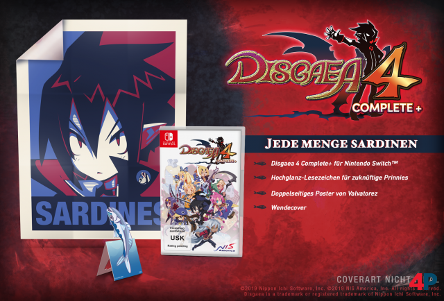 Screenshot - Disgaea 4 Complete  (PS4)